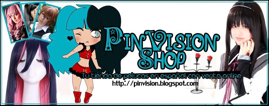Pinvision Shop