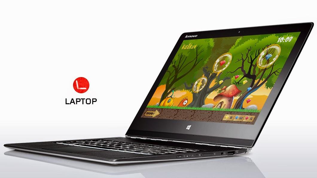 Lenovo Yoga 3 Pro ultrabook