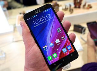 Daftar Perangkat Device Android Model Smartphone ASUS Zenfone yang akan Update Android 6.0