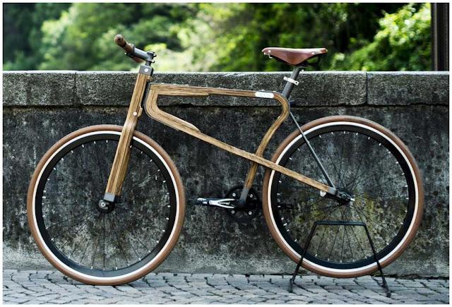 Велосипед WooBi – воплощение традиции и простоты