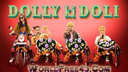Poster Of Hindi Movie Dolly Ki Doli (2015) Free Download Full New Hindi Movie Watch Online At worldfree4u.com