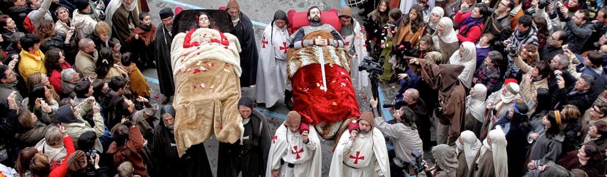 Teruel también existe, Fiestas de los Amantes