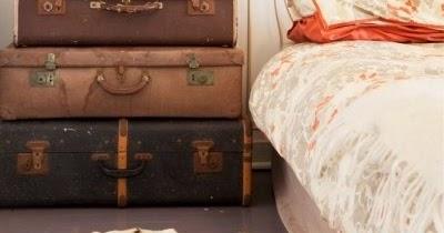 d co tableau personnaliser son int rieur apr s les vacances les valises cherchent une. Black Bedroom Furniture Sets. Home Design Ideas