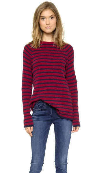 Lucien Crew Neck Sweater by: Equipment @Shopbop