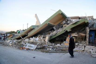 Berita: Gempa kuat Irak dan Iran, membunuh lebih dari 400 korban jiwa