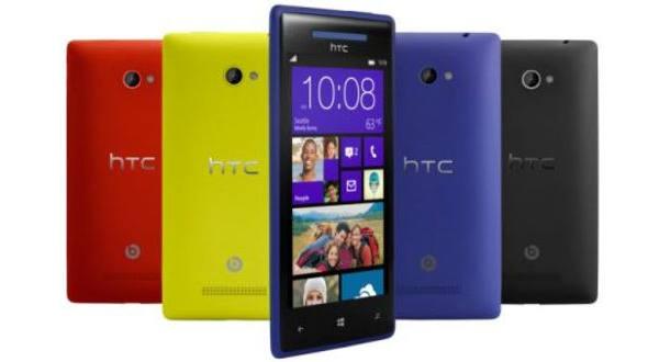 HTC 8X Dapat Pembaruan GDR2