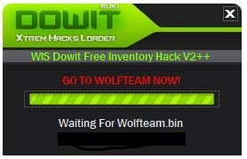 WIS-WLS-WAS Wolfteam Dowit Envanter Wallhack v3.0 indir – Download