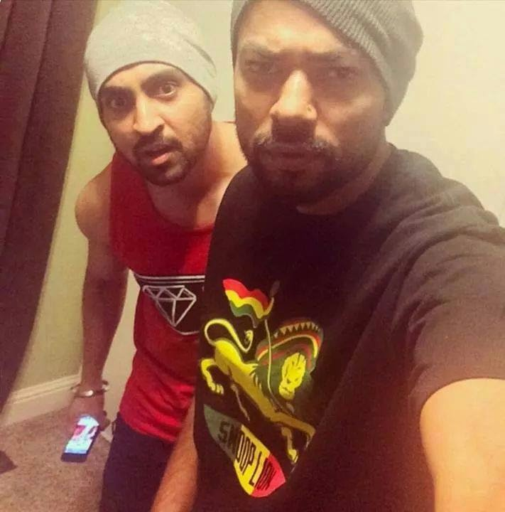 Bohemia with Diljit Dosanjh in Toronto