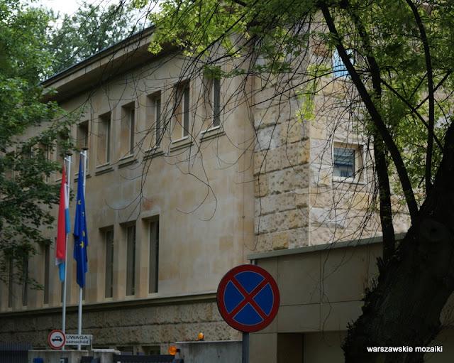 dom Marii Żochowskiej Warszawa Lucjan Korngold Mokotów architektura