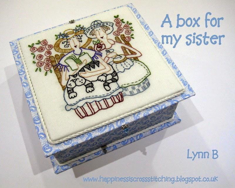 A box made for my sister