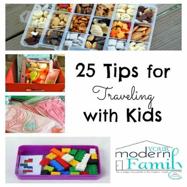 Traveling With Kids Hacks