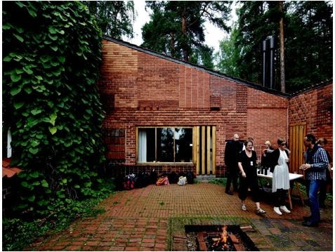 Historia de la arquitectura moderna casa esperimental en for Historia de la arquitectura moderna