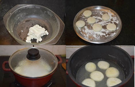 How to make rasmalai