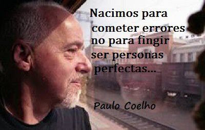 Paulo Coelho - Nacimos para...