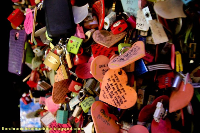 love Seoul Tower
