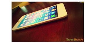 Green Orange N1, Smartphone Super Tipis Siap Meluncur