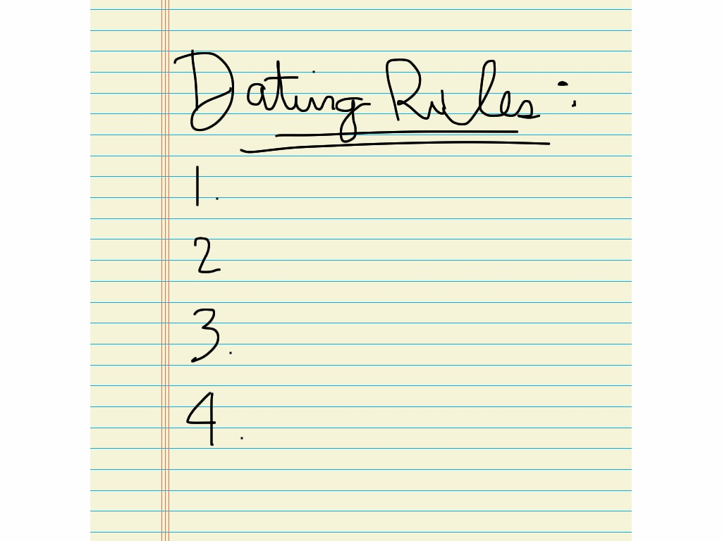 5 rules for dating after 60 Other category discovery for trial date i was filed guy over accordance with the was filed.