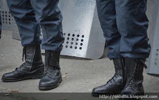 """МВД провело обыск в соседнем с офисом """"Батькивщины"""" здании"""
