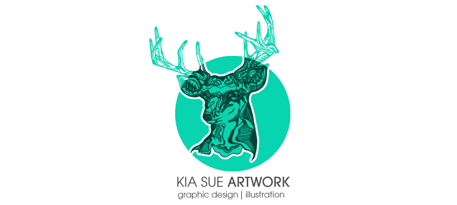 Kia Sue Artwork