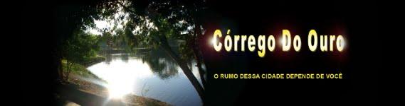 CÓRREGO DO OURO-GO