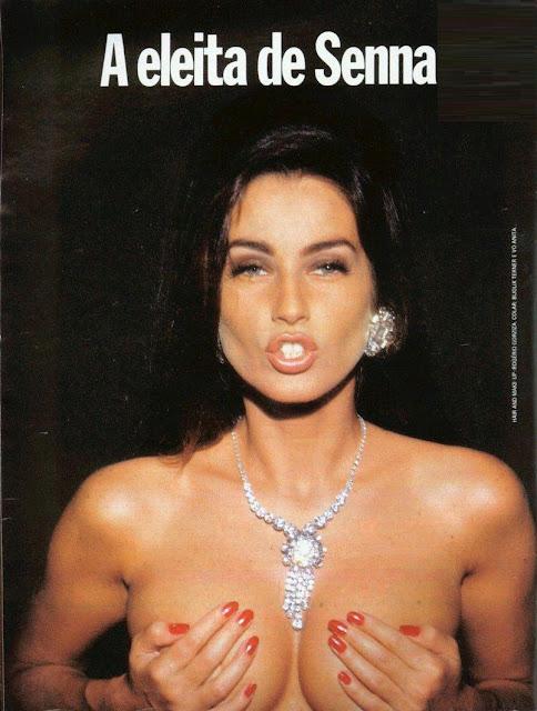 Patricia Machado na Sexy
