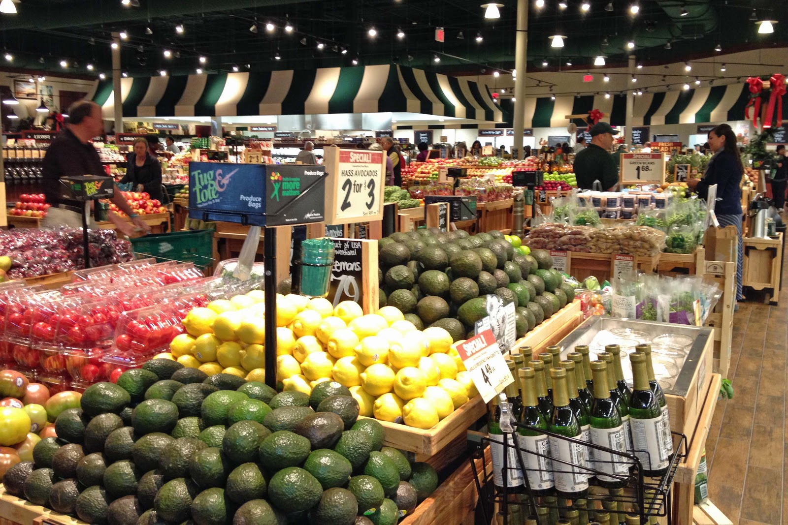 Love to Live in Pensacola, Florida: Sensory Overload at The Fresh Market~