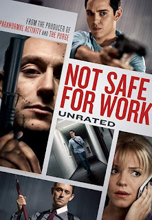 Not Safe for Work (2014) Hindi Dual Audio BluRay | 720p | 480p