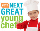 Kiwi's Next Great Young Chef Contest!