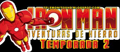 Iron Man Aventuras De Hierro: Temporada 02 720p