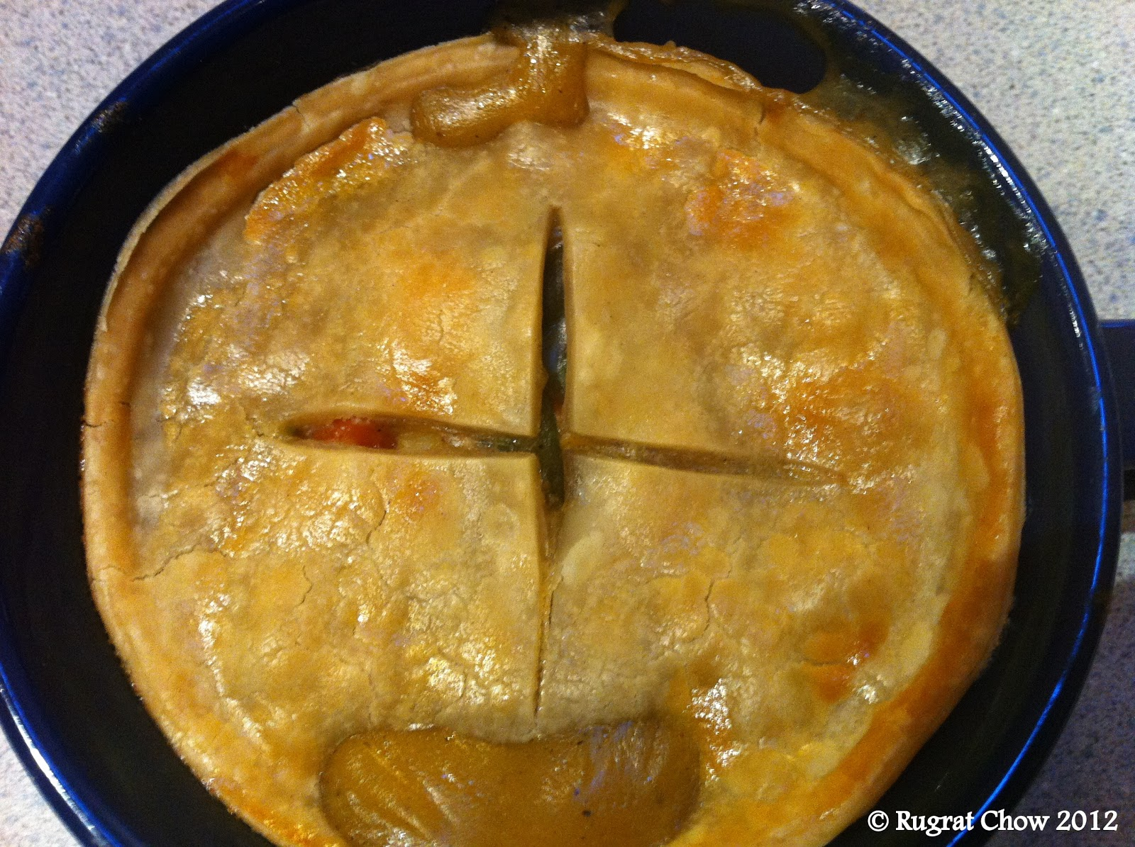Whole Food Life ... : Vegetable Pot Pie