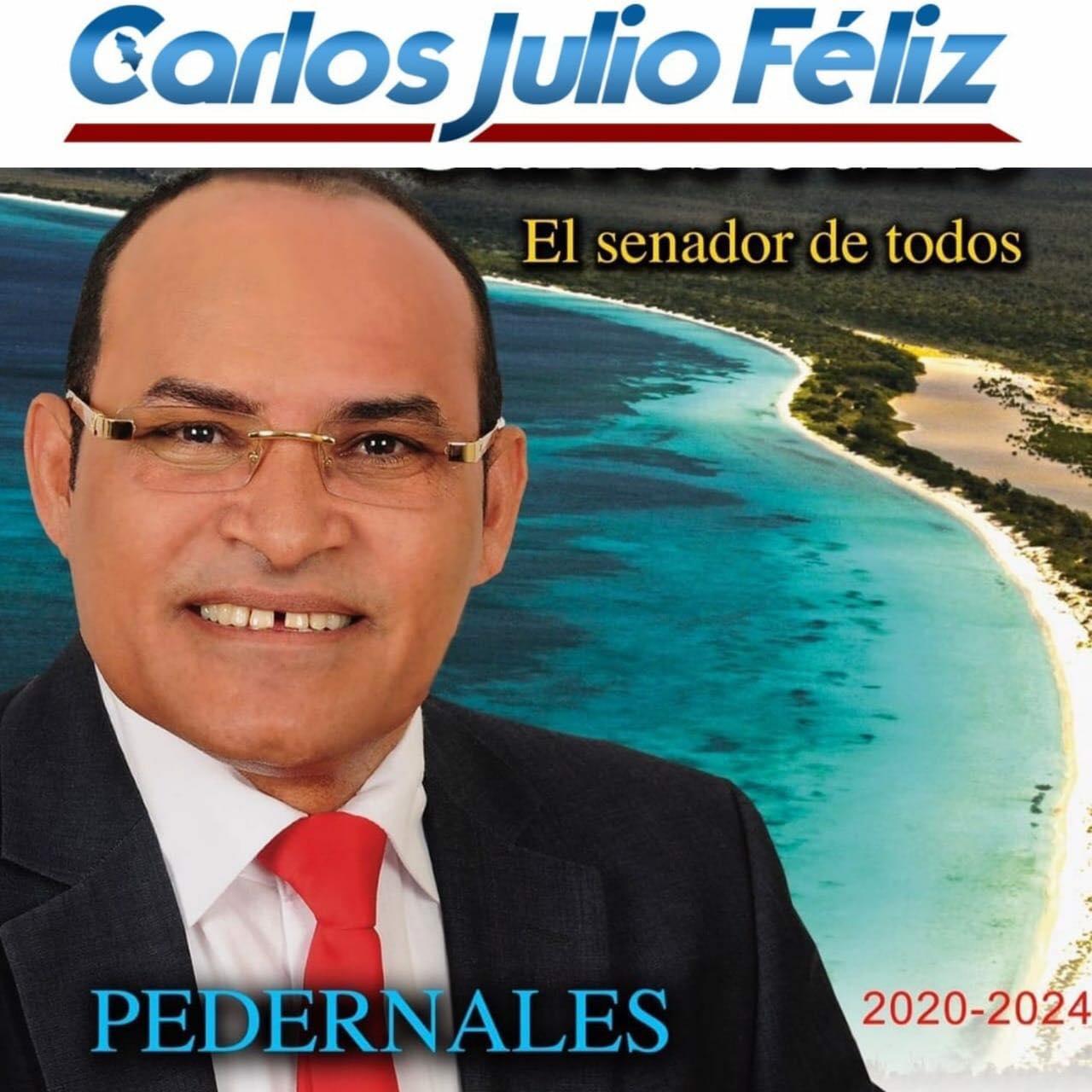 LO QUE PEDERNALES NECESITA CARLOS JULIO FELIZ SENADOR