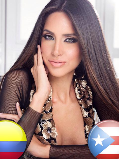 Colombiana gana Miss Puerto Rico Universe 2015