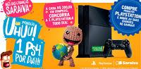 Cadastrar promoção Saraiva 2015 PS4 Todo Dia