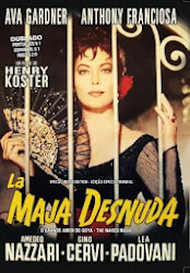 La maja desnuda (1958) Descargar y ver Online Gratis