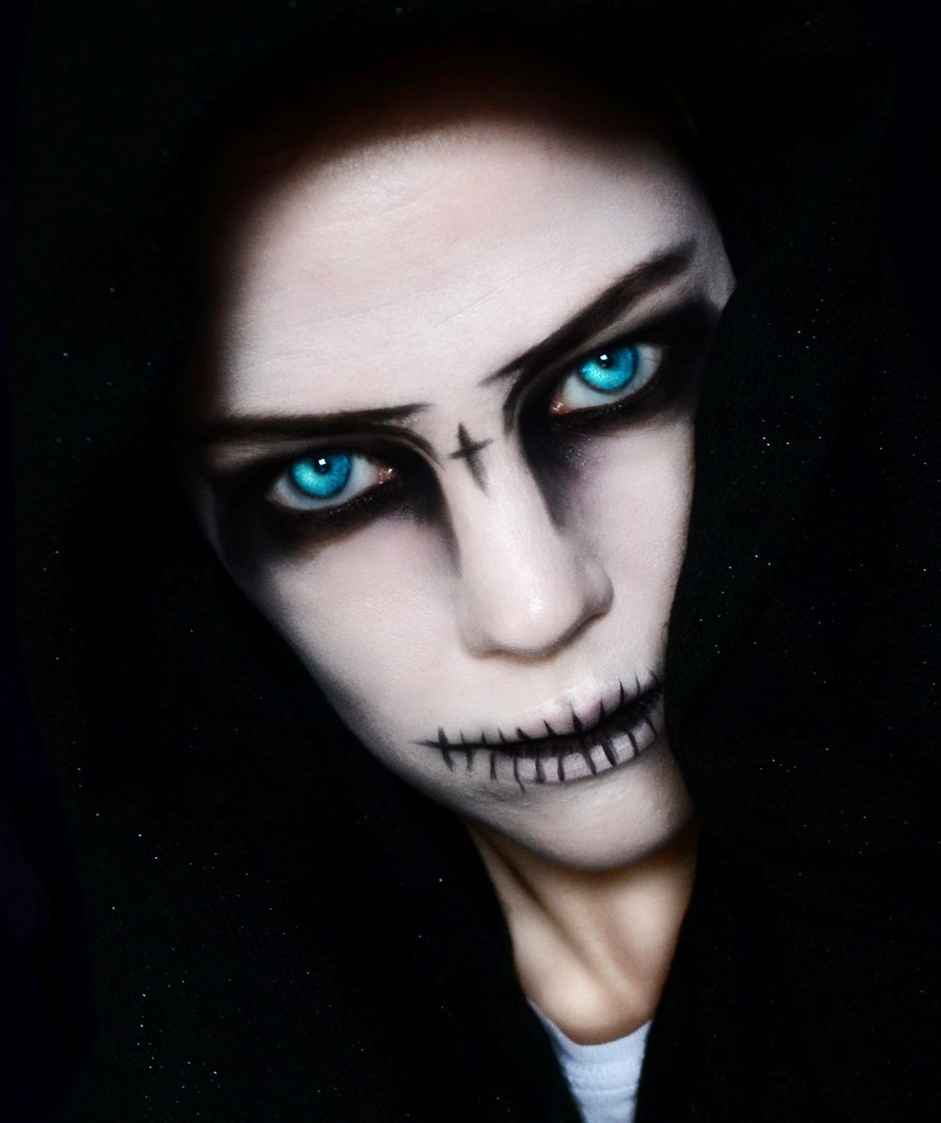 Makeup By Louisa Grim Reaper