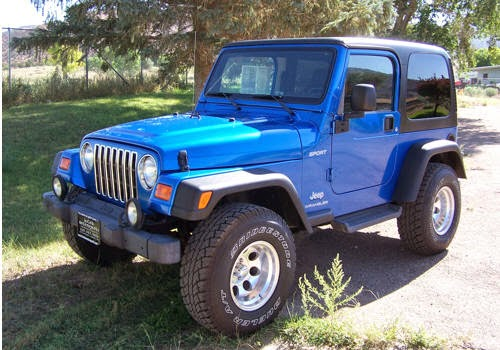 Jeep Wrangler Portland locksmith lockout