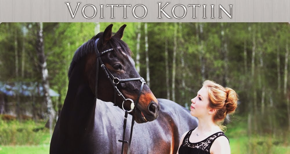 Voitto kotiin