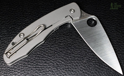 Spyderco Mantra EDC Pocket Knife - Product Link