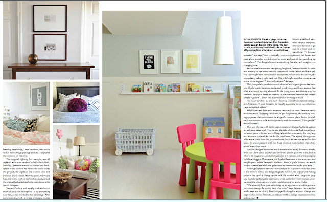 flourish design style our home magazine feature