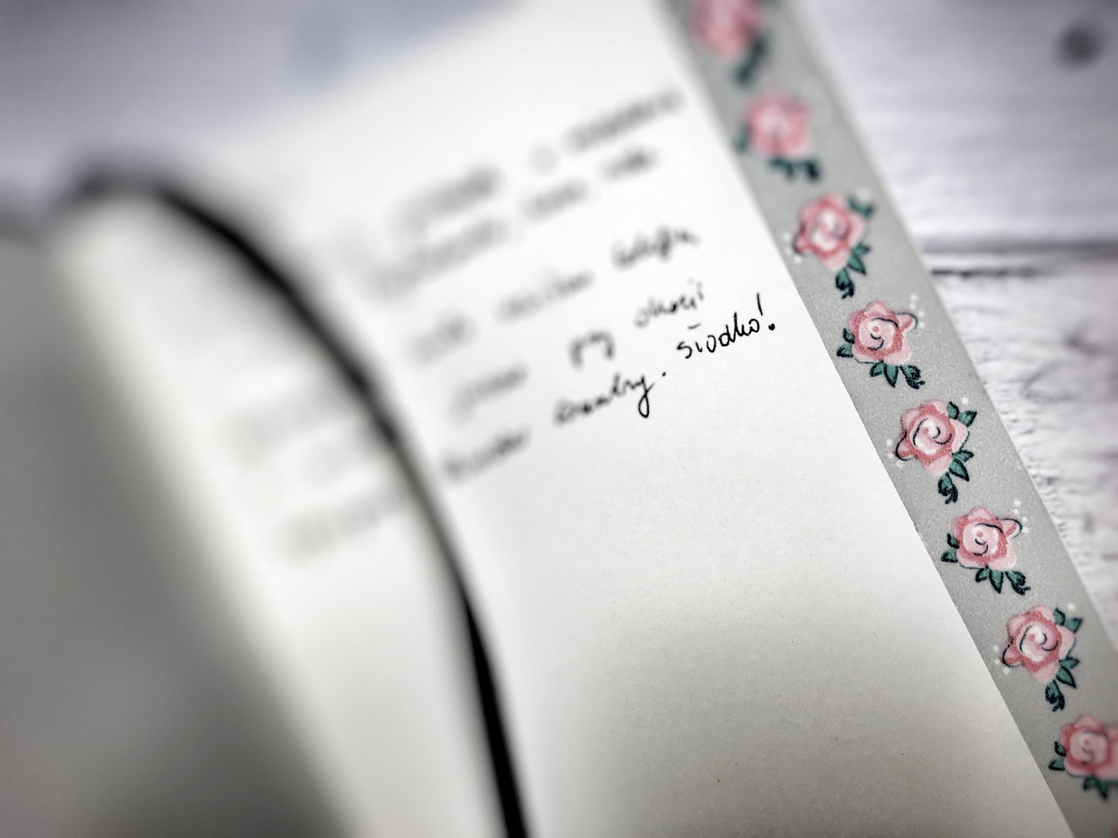 Zatrzymać wspomnienia - Notes dobrych rzeczy
