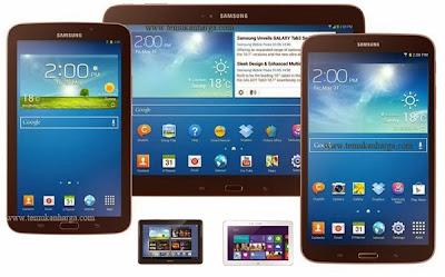 Tablet Samsung Galaxy Terbaru Murah