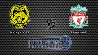 Malaysia XI vs Liverpool