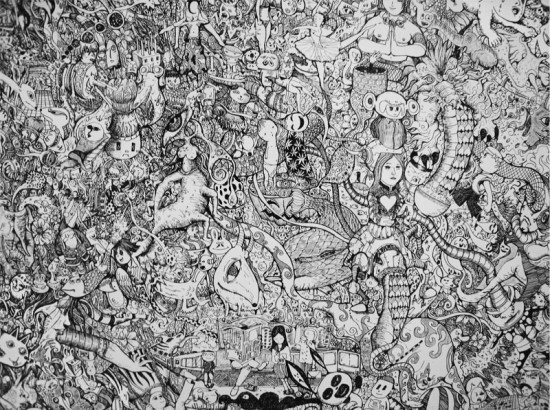 sagaki keita drawings