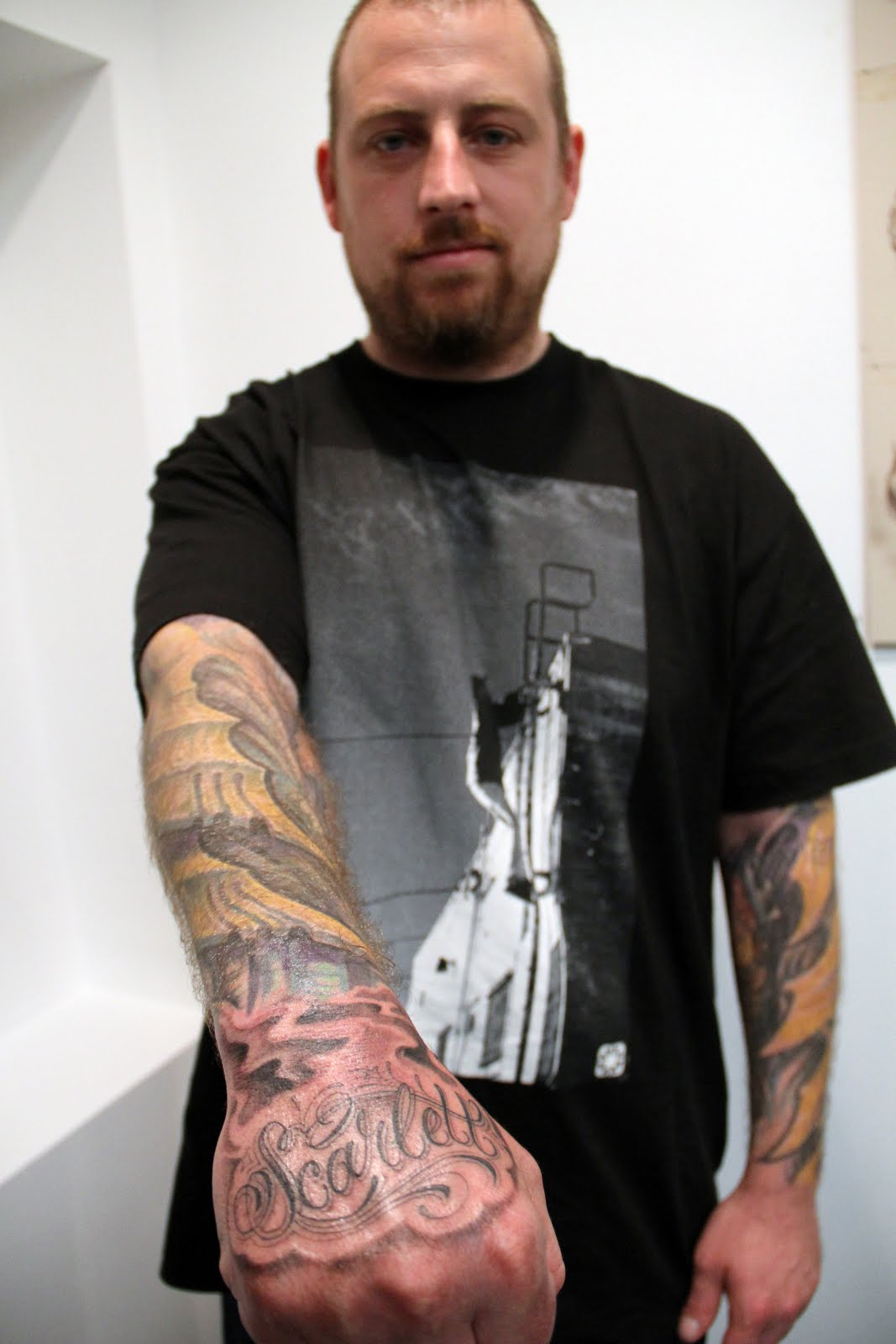 Tattooz designs father daughter tribute girls tattoos for Father and daughter tattoos