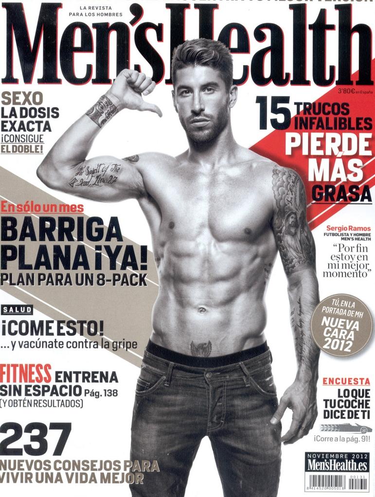 TODO SOBRE DAMIAN: Sergio Ramos, el chico bonito de la semana