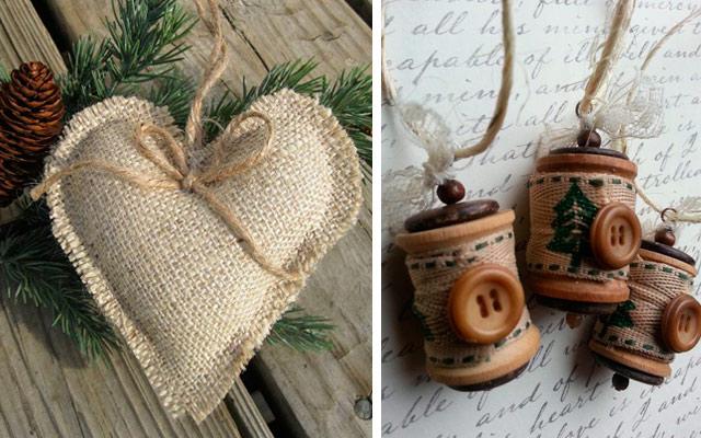Decoracion Rustica De Navidad ~   lo bien que queda una casa con detalles decorativos de estilo vintage
