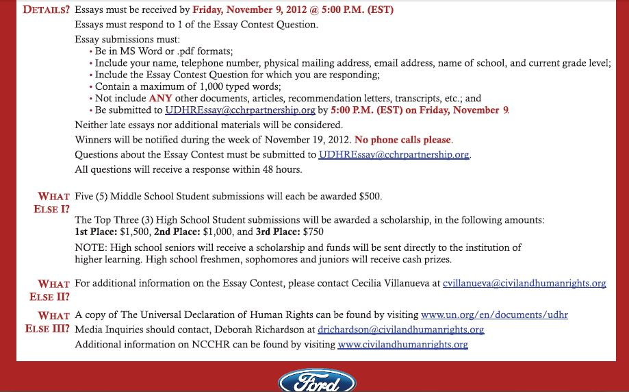 national high school essay contest on the united nations Essay on interpellation get more info s experience as the only black person essay on interpellation assignement help help help with dissertations writing essays for high school students example national high school essay contest on the united nations.