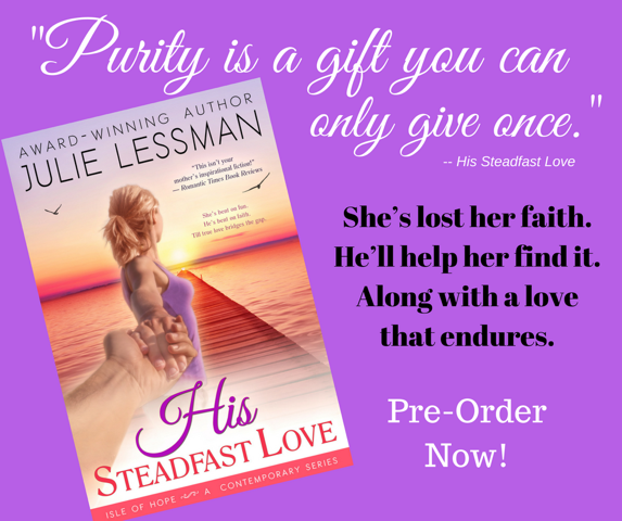 PRE-ORDER His Steadfast Love