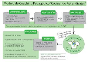 Nuestro modelo de Coaching Pedagógico