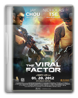 The Viral Factor   DVDRip XviD Legendado